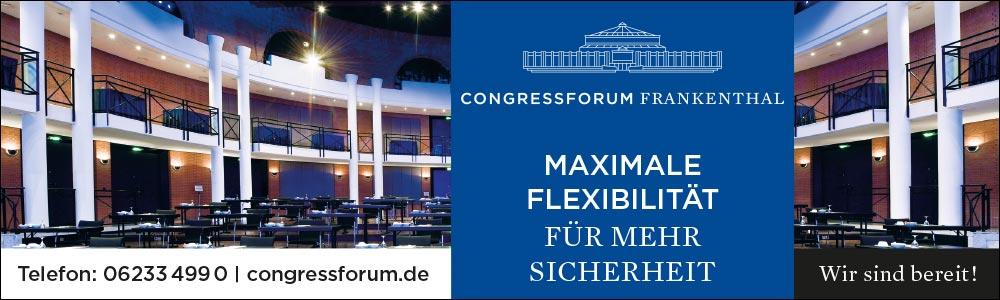 Congressforum Frankenthal