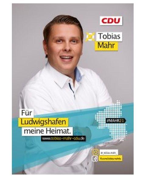 Tobias Mahr CDU